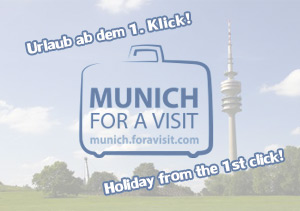 Logo, Link zur Website von Munich For A Visit